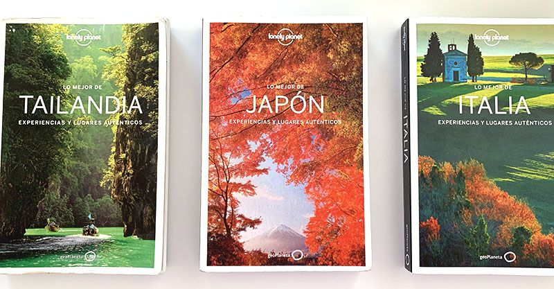 Los mejores libros para preparar viajes: Guías Lo Mejor de...