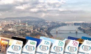 Tarjeta turística Budapest Card, ¿merece realmente la pena?