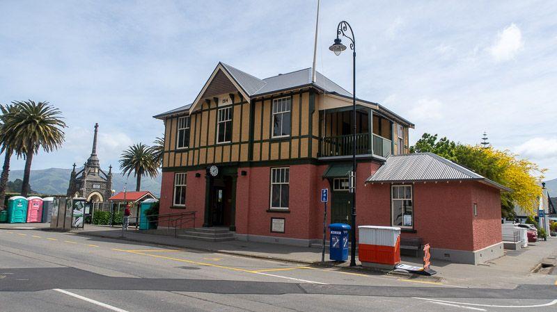 Etapa 13 por NZ por Akaroa y Christchurch: Akaroa