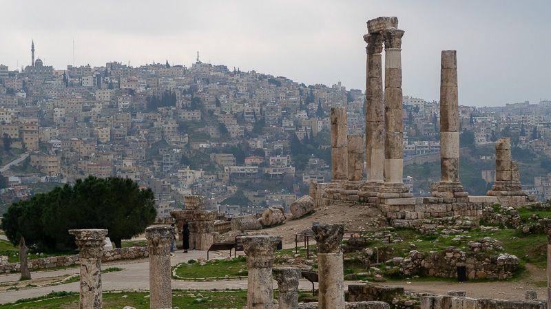 Guía de Jordania: Ammán