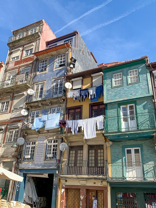 Qué ver en Oporto: Cais de Ribeira