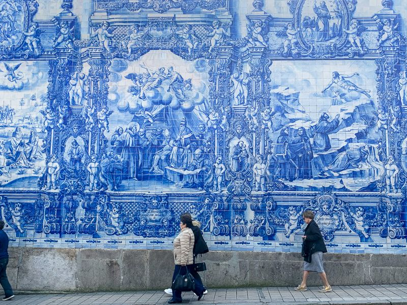 Qué ver en Oporto: Capela das Almas