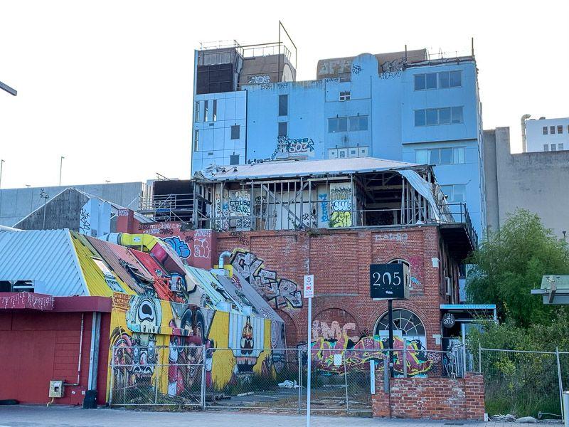 Qué ver en Christchurch: arte urbano en Christchurch