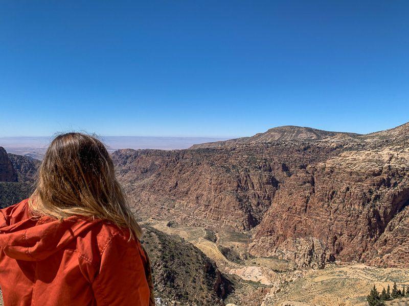 Guía de Jordania: reserva de Dana