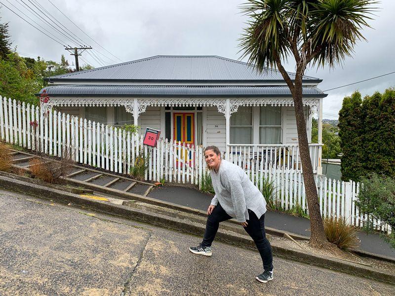 Etapa 11 por NZ desde Slope Point a Nugget Point y el Monte Cook: Dunedin - curiosidades de Nueva Zelanda