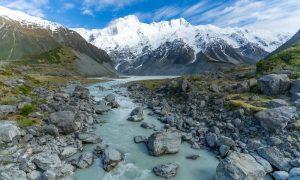 Ruta por NZ | Etapa 12: Monte Cook y Tasman Glacier [MAPA + QUÉ VER + VÍDEO]