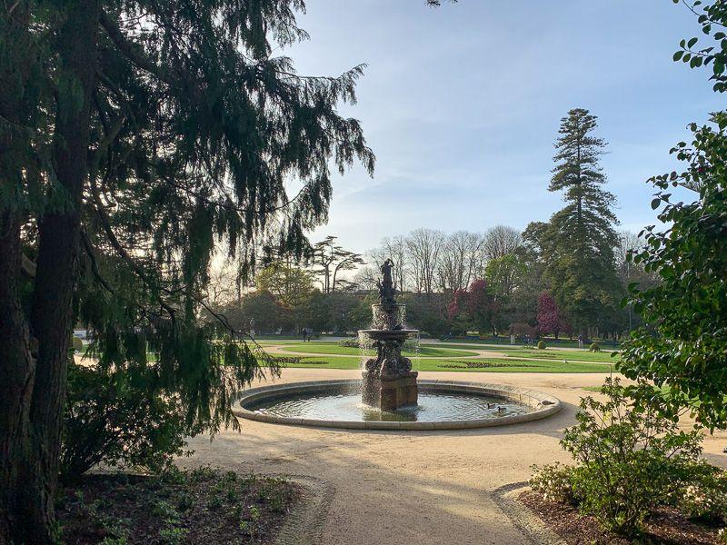 Qué ver en Oporto: jardines del Palacio de Cristal - barrios de oporto