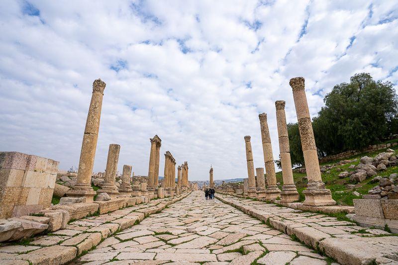 Qué ver en Jordania: Jerash