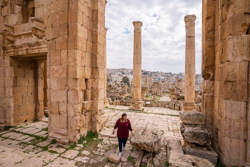 Guía de Jordania: presupuesto