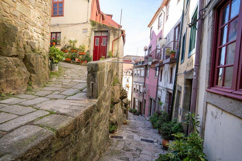 Qué ver en Oporto: Largo da Pena Ventosa