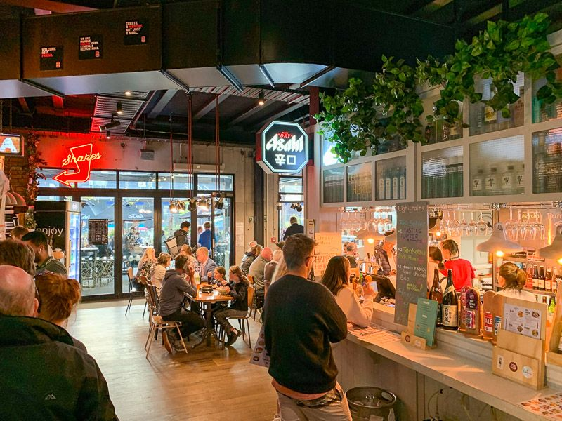 Dónde comer en Chrischurch: Little High Eatery