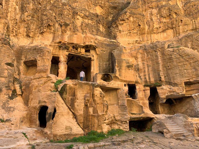 Guía de Jordania: Little Petra