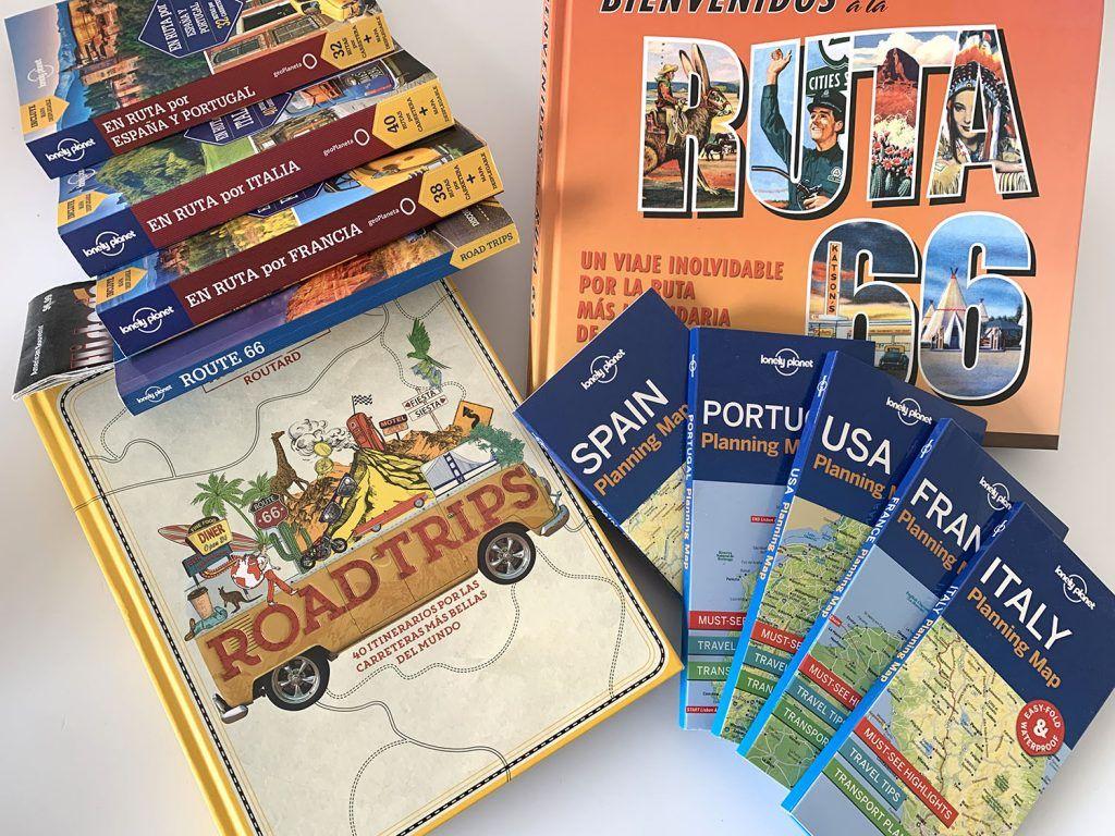 Los MEJORES libros para preparar viajes y buscar inspiración