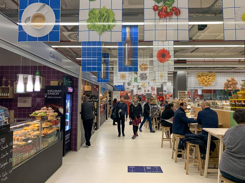Qué ver en Oporto: Mercado do Bolhao temporal