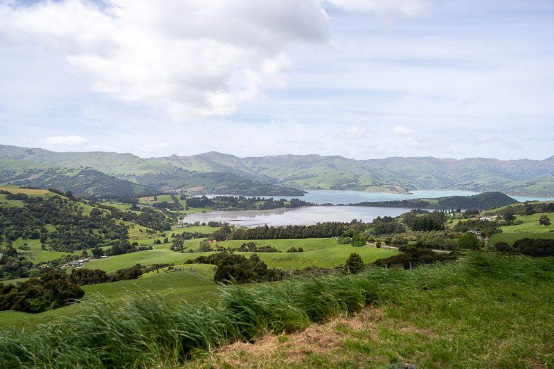 Etapa 13 por NZ por Akaroa y Christchurch: Summit Road - qué ver en Christchurch