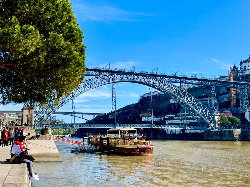 Qué ver en Oporto: Ponte Dom Luis I