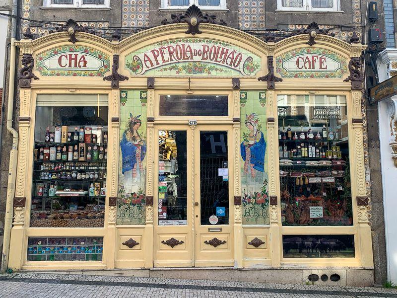 Qué ver en Oporto: A Perola do Bolhao - barrios de oporto