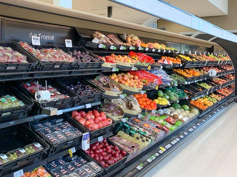 Etapa 14 por NZ de Christchurch a Kaikoura: supermercado New World