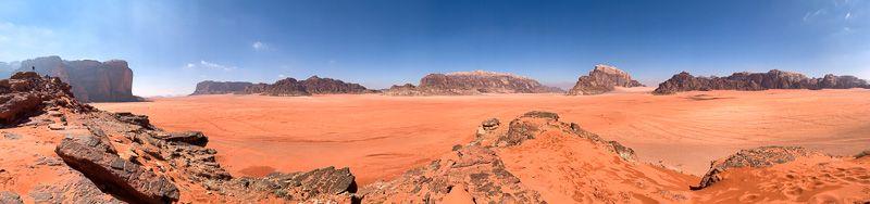Guía de Jordania: Wadi Rum