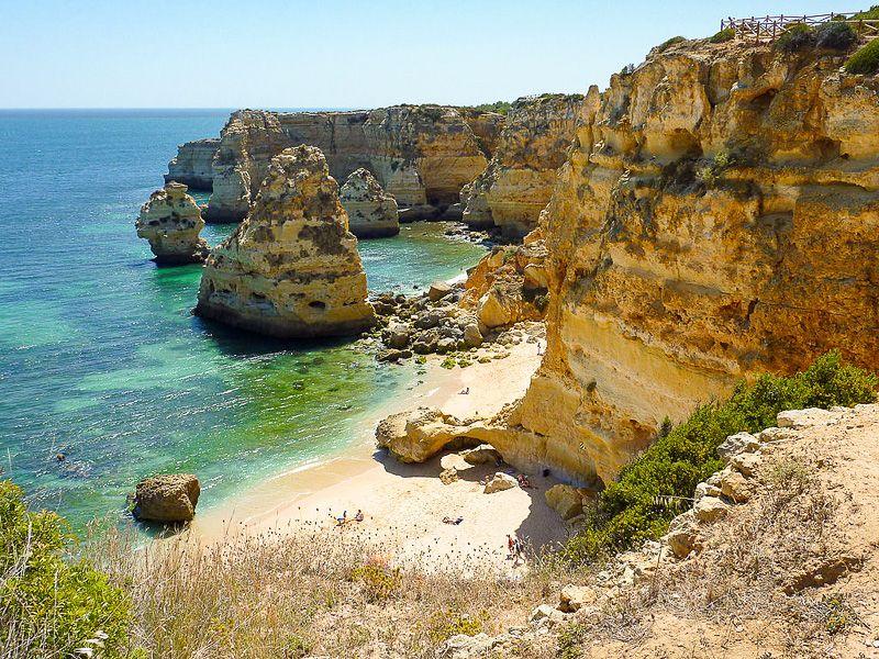 Qué ver en Portugal: el Algarve