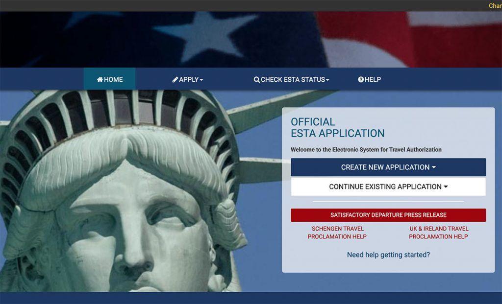Visado para Estados Unidos o ESTA: precio, cómo y dónde sacarlo...