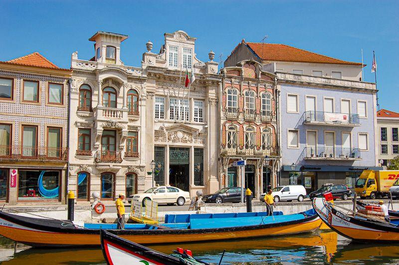 Qué ver en Portugal: Aveiro