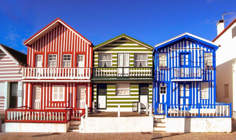 Qué ver en Portugal: Costa Nova
