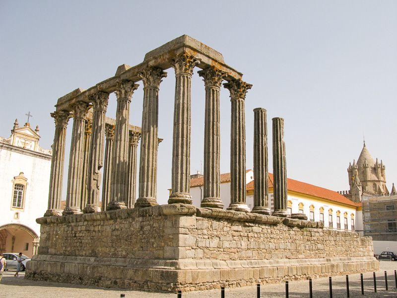 Guía de Portugal: Évora