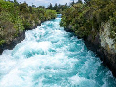 Ruta por NZ | Etapa 18: Lago Taupo – Huka Falls – Rotorua [MAPA + QUÉ VER + VÍDEO]