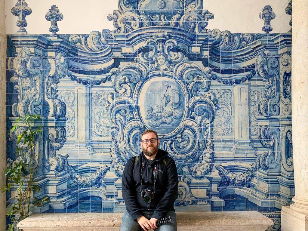 Qué ver en Portugal: azulejos por todas partes - ayudar a comiviajeros - Consejos para viajar a Portugal