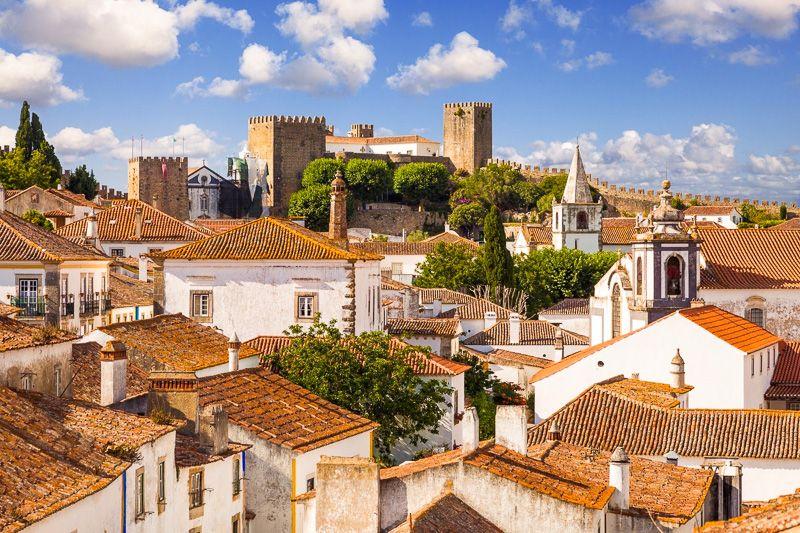 Guía de Portugal: Óbidos
