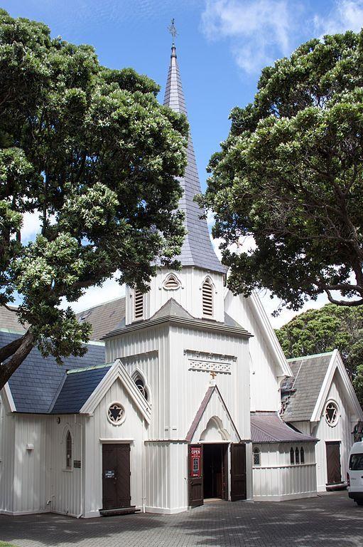 Qué ver en Wellington: Old St. Pauls