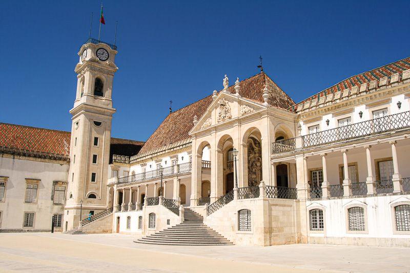 Qué ver en Portugal: Coimbra