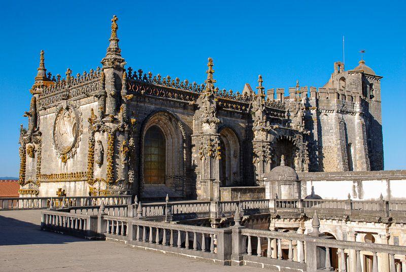 Guía de Portugal: Tomar