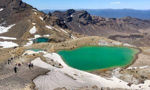 Tongariro Alpine Crossing: TODO lo que tienes que saber antes de hacerlo