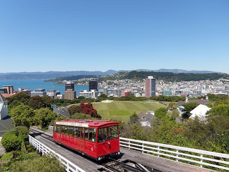 Qué ver en Wellington: Wellington Cable Car