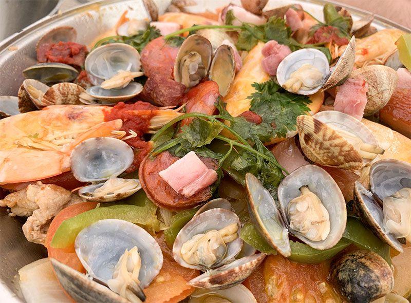 Dónde comer en el Algarve: A do Pinto