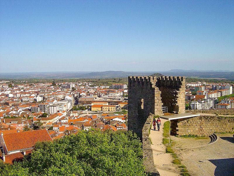 Guía de Portugal: Castelo Branco