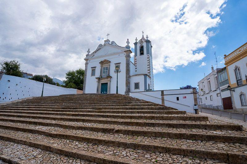 Qué ver en el Algarve: Estoi
