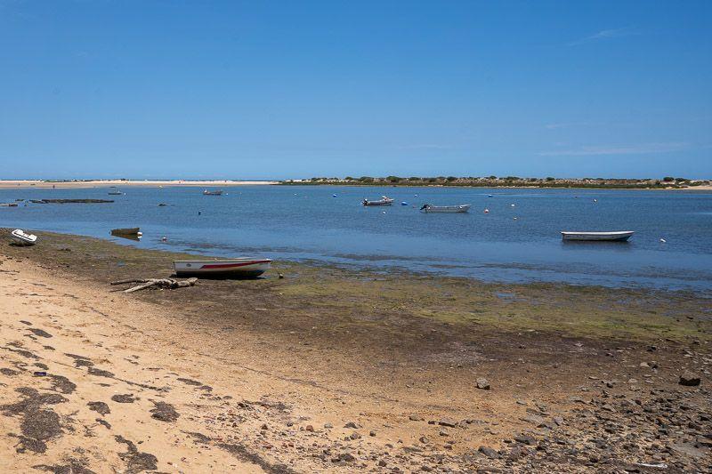 Qué ver en el Algarve: Isla de Tavira