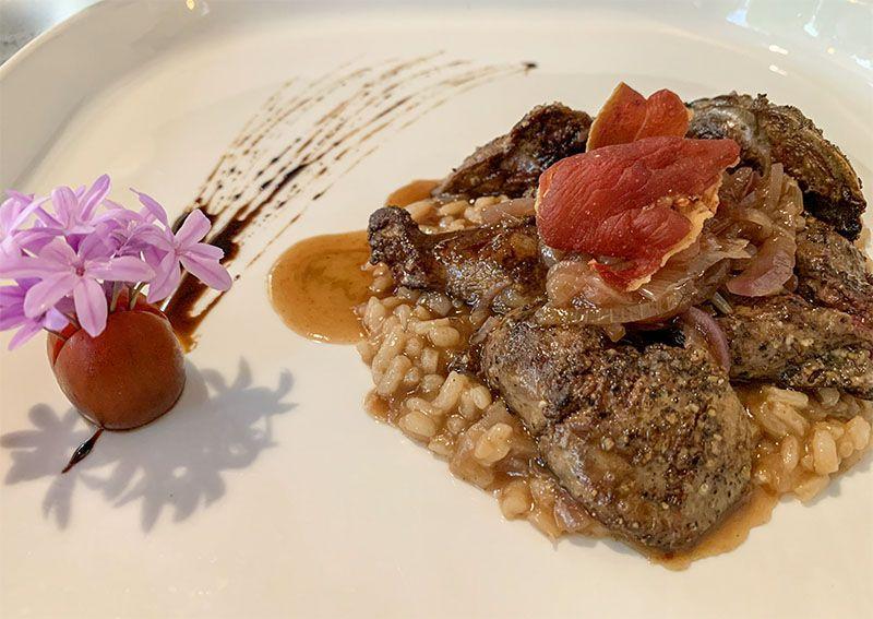 Dónde comer en el Algarve: Le Marquis