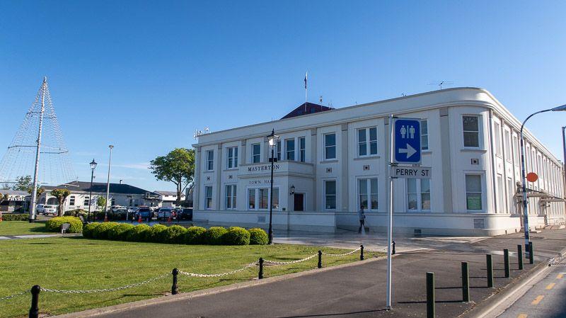 Etapa 16 por NZ camino del Tongariro: Masterton
