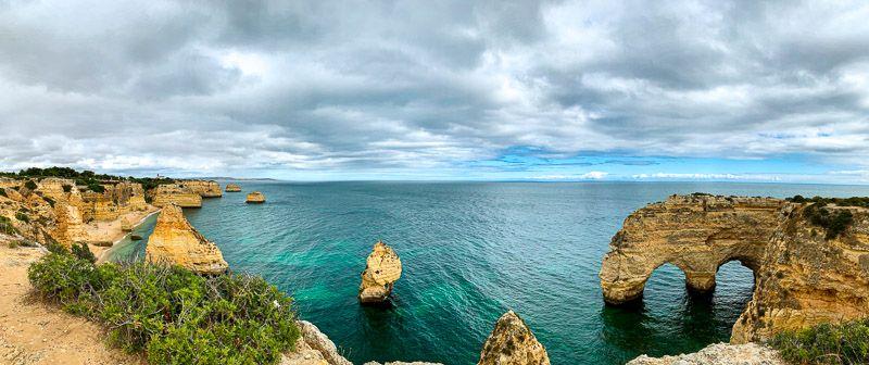 Guía del Algarve: Percurso dos Sete Vales Suspensos