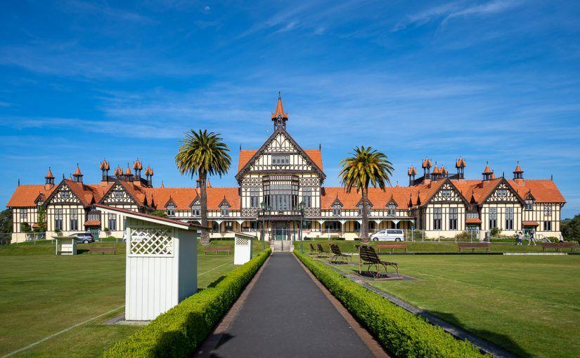 que hacer en Rotorua