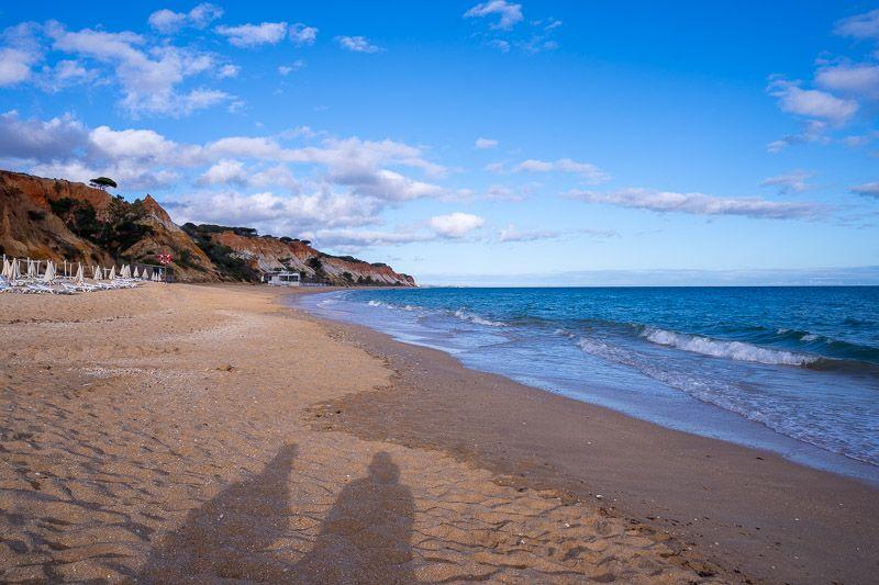 Qué ver en el Algarve: Praia da Falesia