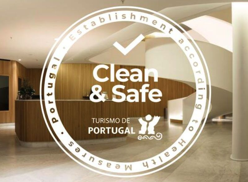 Viajar a Portugal en tiempos de COVID-19: Sello Clean&Safe