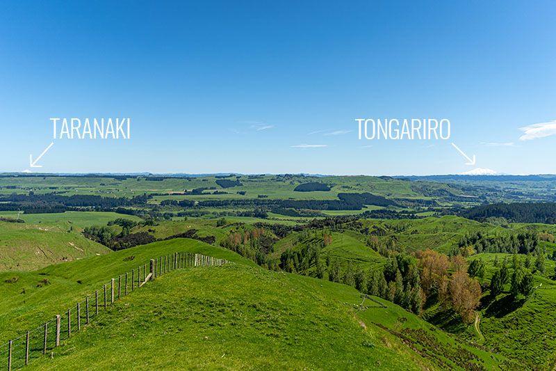 Etapa 16 por NZ camino del Tongariro: Stormy Point