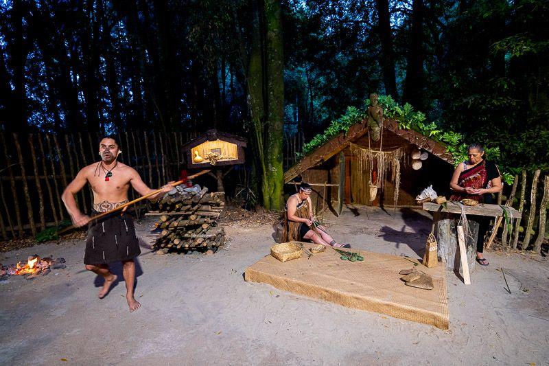 Visitar un poblado maorí en Nueva Zelanda: conociendo un poco más sobre su forma de vida