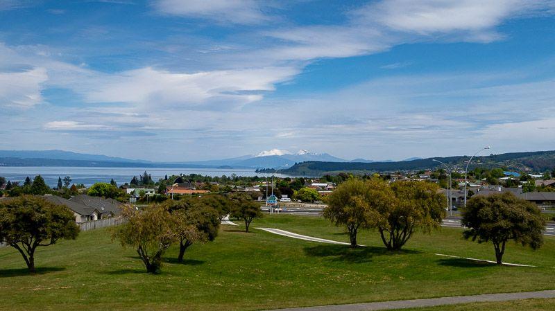 Etapa 18 por NZ entre Taupo y Rotorua: Taupo