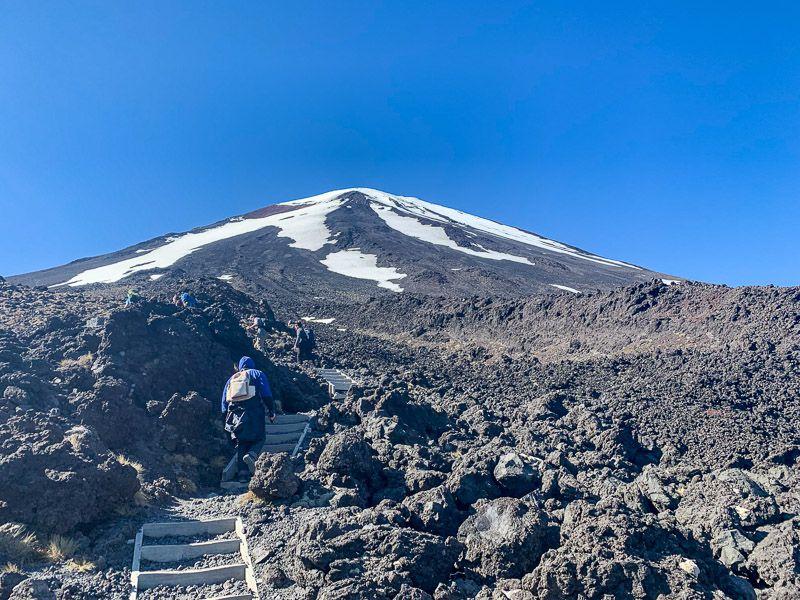 Tongariro Alpine Crossing: uno de los retos más extremos de nuestra vida